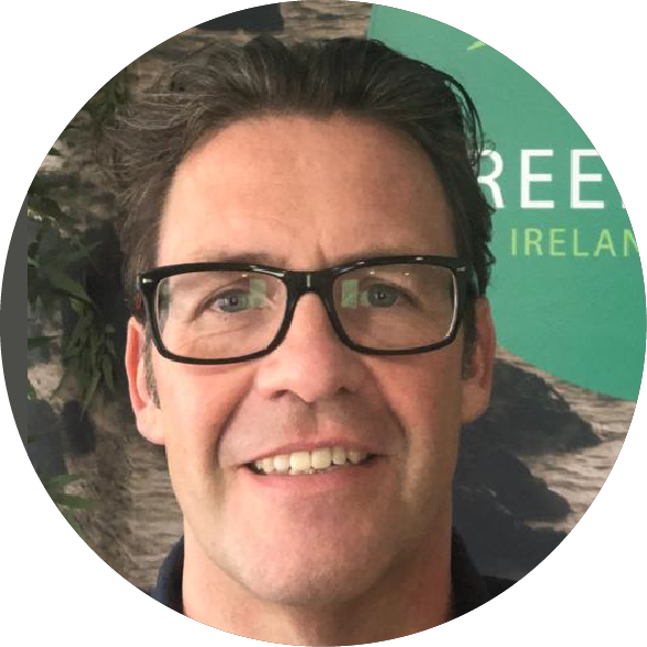 Keith Lyons - Regional Director