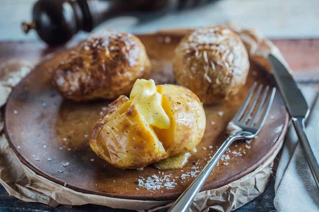 Butter Potato